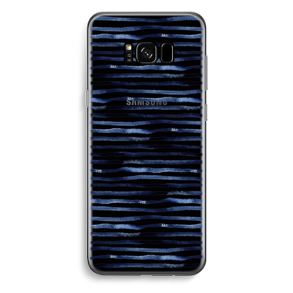 Samsung Galaxy S8 transparentes Gehäuse - überraschend Linien