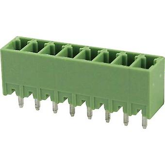 Socket enclosure - PCB Total number of pins 3 Degson 15EDGVC-3.81-03P-14-00AH Contact spacing: 3.81 mm 1 pc(s)