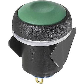 APEM IQR1S432 Pushbutton switch 24 Vdc 0.1 A 1 x Off/On latch 1 pc(s)