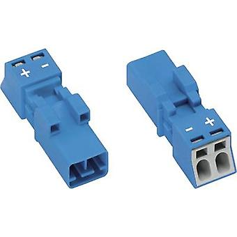 Mains connector Series (mains connectors) WINSTA MINI Plug, straight