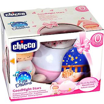 Chicco Goodnight Stars Baby Night Light Projector