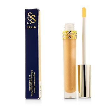 Stila Magnificent Metals Lip Gloss - # Citrine - 3.3ml/0.11oz