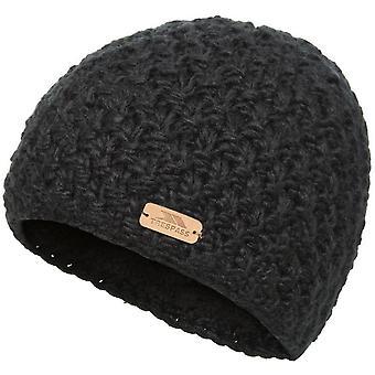 Intrusion Womens/dames Ania la main bonnet Beanie acrylique