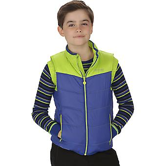 Regatta Boys & Girls Icebound II Light Gilet Bodywarmer Jacket