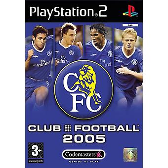 Club-Fußball-Chelsea 2005 (PS2)