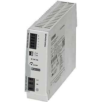 Phoenix Contact TRIO-PS-2G/1AC/24DC/10 Rail mounted PSU (DIN) 24 Vdc 10 A 240 W