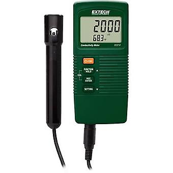 Extech EC210 Conductivity tester Conductivity, TDS Calibrated to Manufacturer's standards (no certificate)