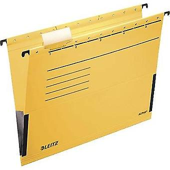 Leitz Suspension binder 1986-30-15 A4 Yellow 5 pc(