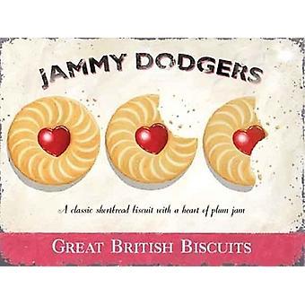 Jammy Dodgers kjøleskap Magnet