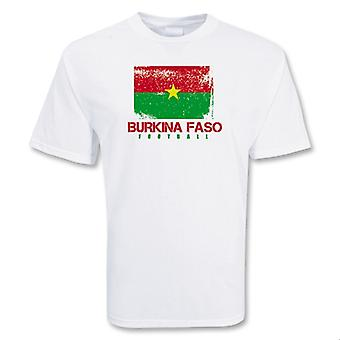 Burkina Faso Football t-paita