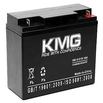 KMG 12V 18Ah Replacement Battery for PANASONIC LCRD1217P LC-RD1217P LCX1220AP PC24180NB