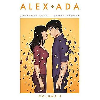 Alex + Ada - Volume 2 by Sarah Vaughn - Jonathan Luna - Jonathan Luna