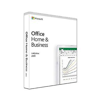 Microsoft Office Home and Business 2019 (1 PC/Mac)