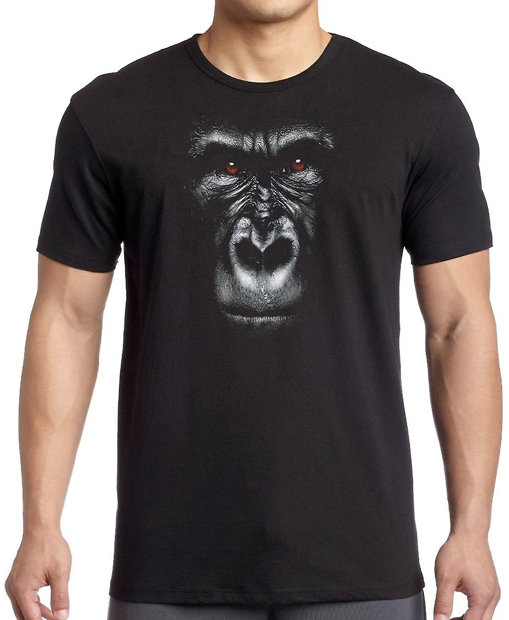 Gorilla Face - Cool Tee