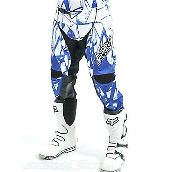 Answer James Bubba Stewart Blue 2012 Shatter MX Pant