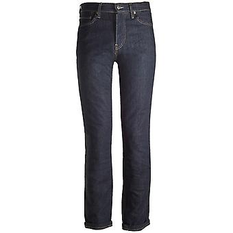 Bull-It Navy Cafe SR6 Straight - Short Motorcycle Jeans