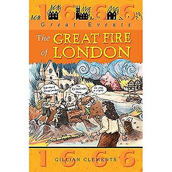 The Great Fire of London (Great Events)
