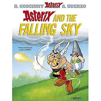 Asterix et le ciel tombant (Astérix (Orion Broché))