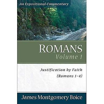 Romarna: Frälsning genom tron (Romarbrevet 1-4) v. 1 (Expositional kommentar)