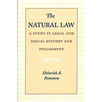 De natuurlijke wet: A Study in juridische en sociale geschiedenis en filosofie