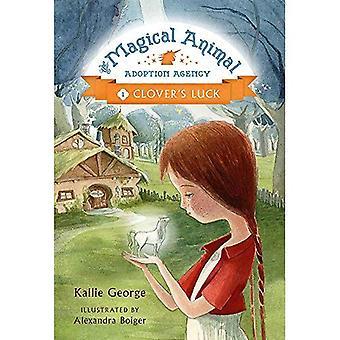 Magiska djur Adoptionskontor, den: bok 1: Clover's Luck (magiska djur antagandet byrå)