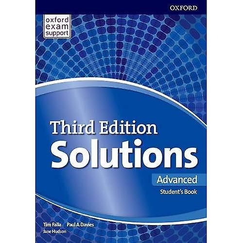 Solutions  Advanced  Student&s Book (Solutions)
