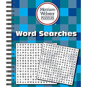 Merriam Webster Word Search