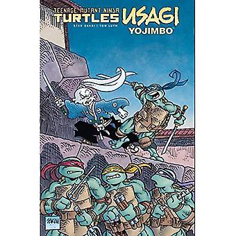 Teenage Mutant Ninja Turles� Usagi Yojimbo Hardcover Edition