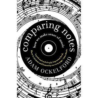 Notities vergelijken: Hoe we betekenis van muziek