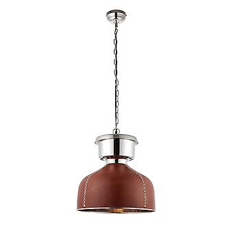 Michigan Indoor Ceiling Pendant - Endon 69762