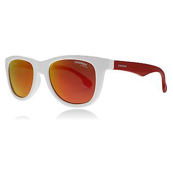 3ff6d4b481 Carrera Junior Carrerino 20 Age 2-5 Years 5SKUZ Red White Carrerino 20  Square Sunglasses