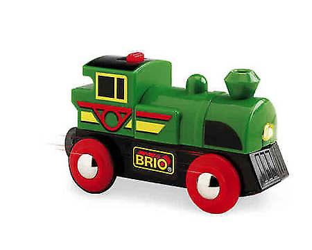 BRIO Powered Green Engine 33595
