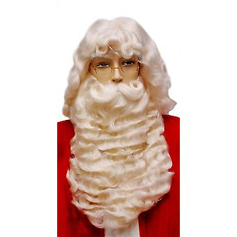 Deluxe Santa Set White
