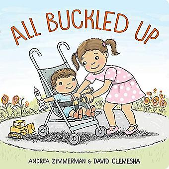 All Buckled Up [Board book]