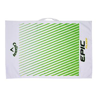 Callaway Golf 2019 Epic Flash Microfiber Towel