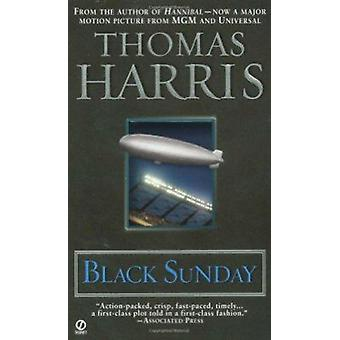 Black Sunday by Thomas Harris - 9780451204158 Book