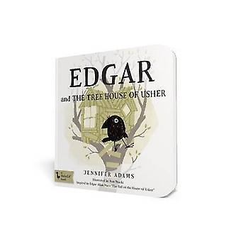 Edgar and the Tree House of Usher - Inspired by Edgar Allan Poe's  -The