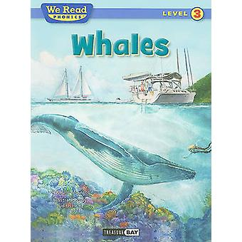 Whales by Leslie McGuire - Judith Hunt - 9781601153203 Book