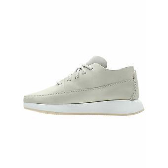Clarks Originals Clarks Originals Off White Suede Kiowa Sport Sneaker