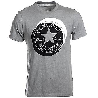 Converse All Star Large Circle Chuck Patch Mens Fashion T-Shirt Tee