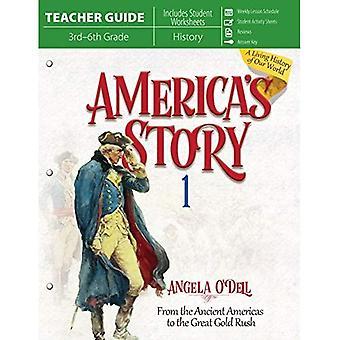 America's Story Vol. 1 (Teacher Guide)