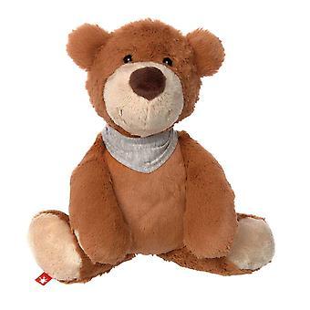 Sigikid teddy Bear Brown Flobo Flunderberg