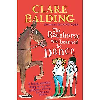 Le cheval de course qui a appris à danser