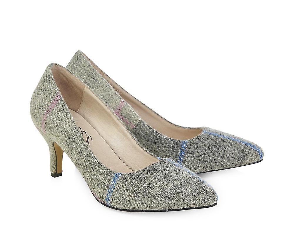 Green park tweed shoes