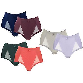 Rhonda Shear Panties Pin-Up Brief 2-Pack 576-273