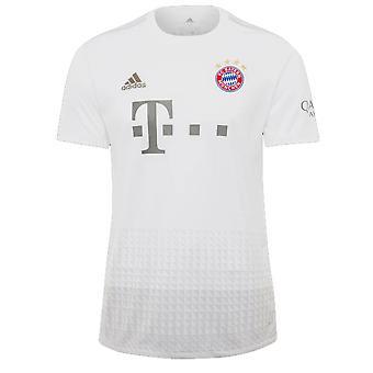 2019-2020 Bayern München Adidas Auswärtsshirt (Kinder)