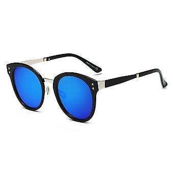 Cheney | ca16 - hipster polarized lens horned rim retro fashion sunglasses