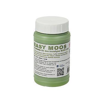 200ml grønne mos tekstur effekt akrylmaling for håndværk & Miniature haver