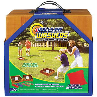 Bull's Eye Washers Game Ox0728