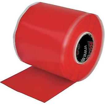 (L x W) 3.65 m x 50 mm Red ResQ-tape Spita
